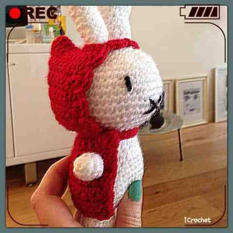 iCrochetstuff: Nijntje knuffel (Miffy)