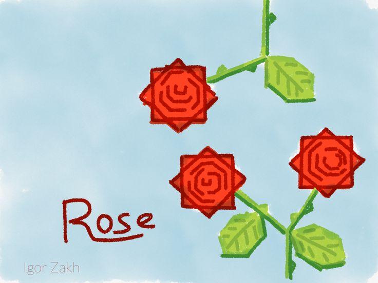 Rose 2d