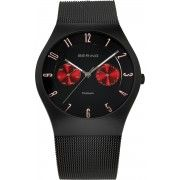 Titanium Case, Sapphire Glass, Multifunction: Day/Date, Mesh Band, €179