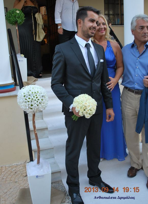 Αρχική Σελίδα :: Στολισμός Γάμου :: στολισμος γαμου(new 2) :: Στολισμός γάμου βασιλικός-bacardi :: στολισμος γαμου με βασιλικο