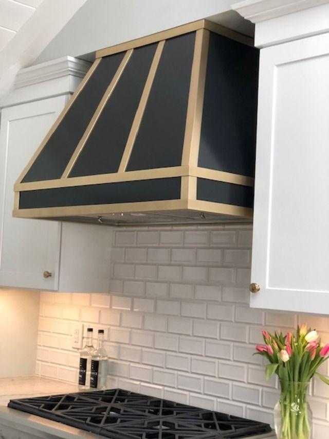Custom Raw Urth Range Hood Design Modern Kitchen Design Kitchen Range Hood Range Hood