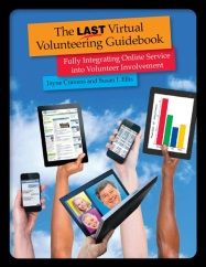 The Virtual Volunteering Project officially launched 20 years ago this month. It was the first attempt by anyone, anywhere, to research online volunteer service and document what works, and what do…