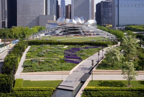 Lurie Garden - Chicago
