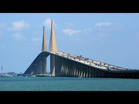 (100) Sunshine Skyway Bridge - The Story - YouTube