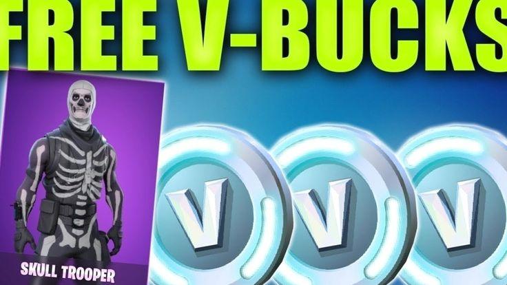 How To Get Free V Bucks On Roblox   Fortnite Free Key
