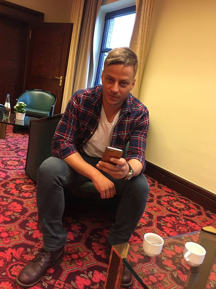 Tom Wlaschiha at the Magic Con 2017! From @magicconde Twitter