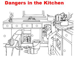 Best 25+ Safety in the kitchen ideas on Pinterest | Food safety ...