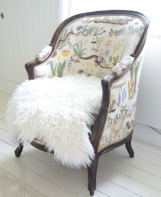 Svenskt Tenn upholstered chair