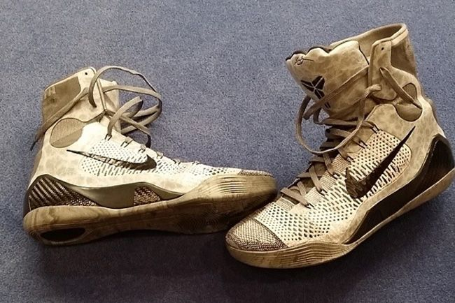 Nike Kobe 9 Elite Desert  (First Look)
