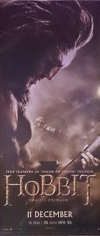 film; The Hobbit - Beorn - actor Mikael Persbrandt