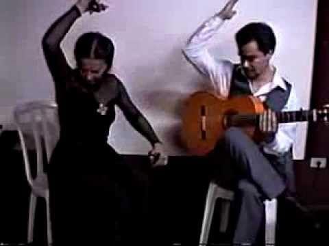 Flamenco - Recital de Castanholas