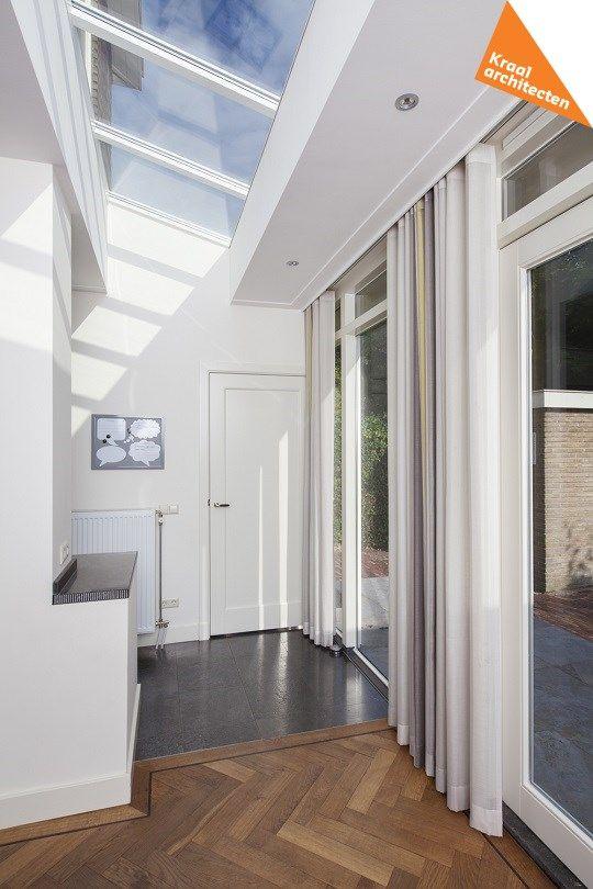Kraal architecten - Uitbouw jaren 30 woning Zeist - 08