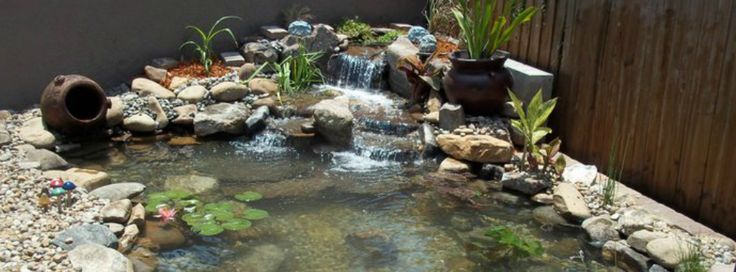 Pondless waterfalls provide relaxing soothing sounds streams without a pond Orlando Central Florida Water Garden Pond Contractor Landscape Upgrade