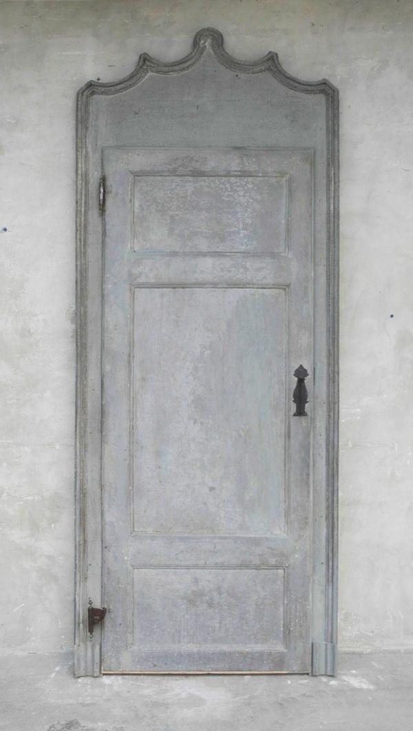 18th c. Italian Door / patina perfect