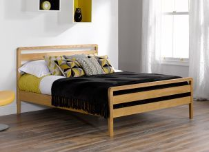 Earlswood Bed Frame - Solid Ash