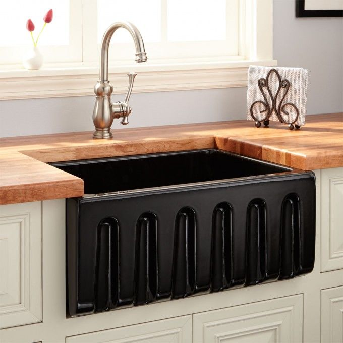 Schuhschrank Ikea Mit Spiegel ~   Fireclay Farmhouse Sink on Pinterest  Farmhouse Sinks, Fireclay Sink