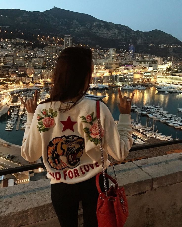The Best of Monaco Through the Eyes of the Jenners, Hadids and Other Jetsetters Photos | W Magazine