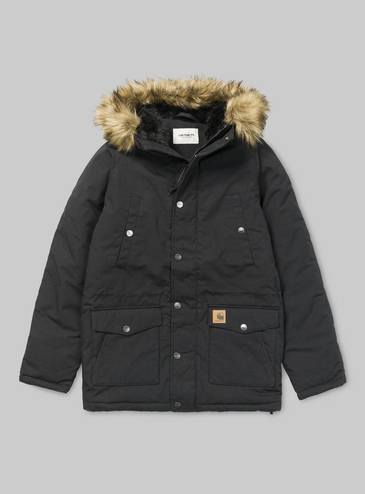 Shop the Carhartt WIP W' Trapper Parka from the offical online store. | Largest selection | Shipping the same working day.