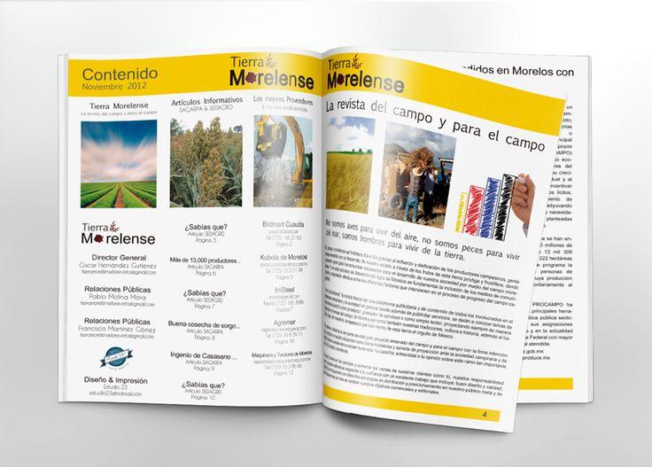 Revista Tierra Morelense