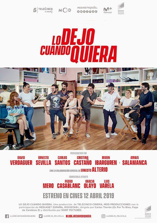 Lo Dejo Cuando Quiera Películas Completas Películas En Línea Gratis Carteles De Cine