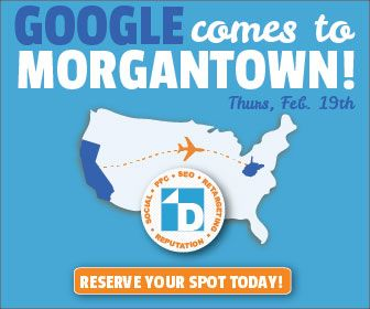 Google Comes to Morgantown - Feb 19th. To sign up, go to http://directom.com/google-morgantown