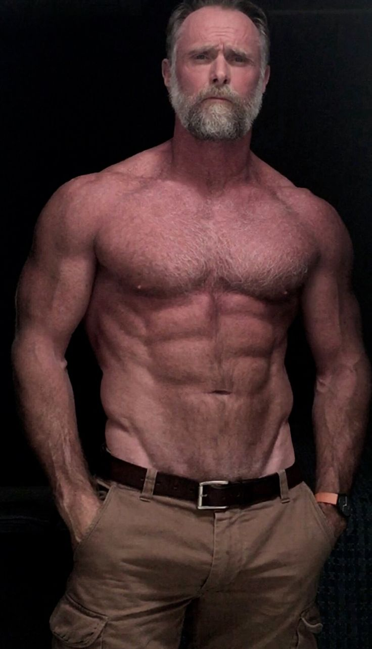 Old Gay Muscle 44