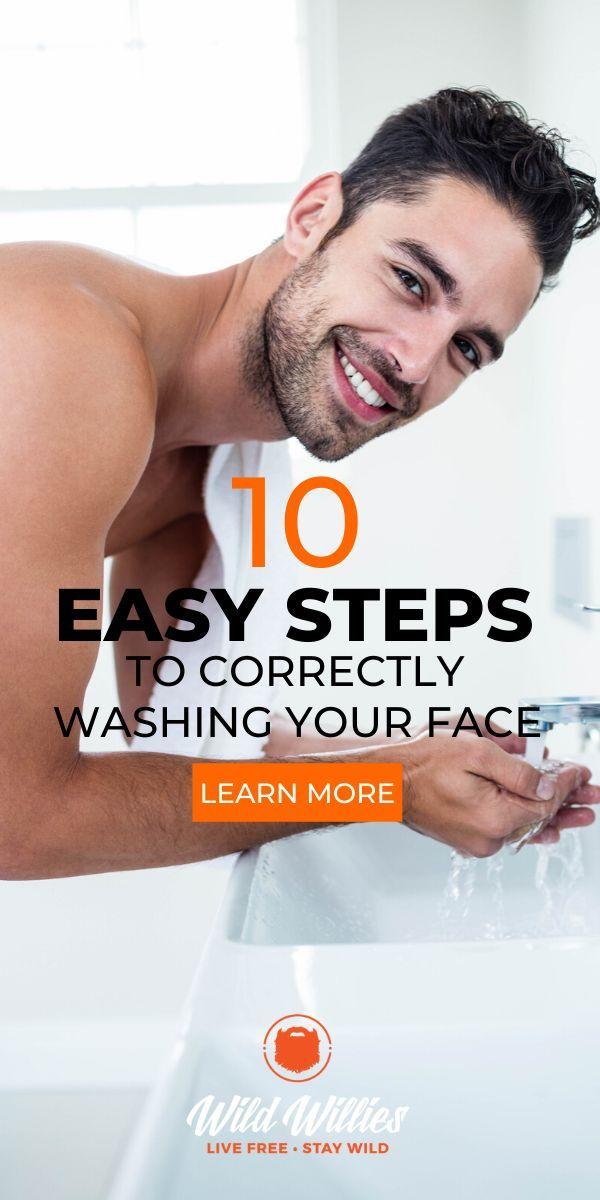 How To Wash Your Face Easy Routine To Follow In 2020 Men Skin Care Routine Skin Care Guide Skin Care