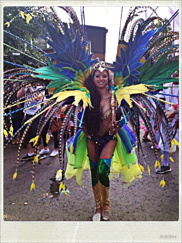 Have your own town carnival, just like Nottinghill Carnival 2013 xx