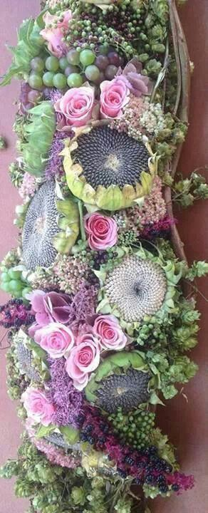 Amazing floral art