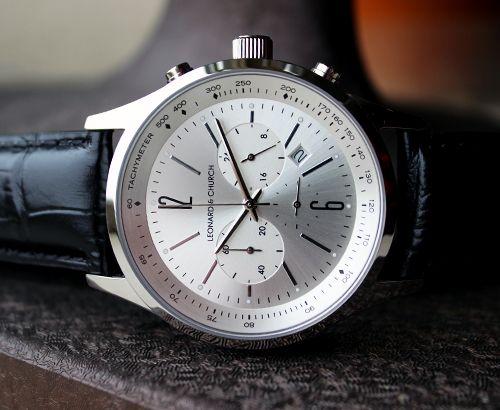 "Leonard & Church ""Barclay"" Chronograph"