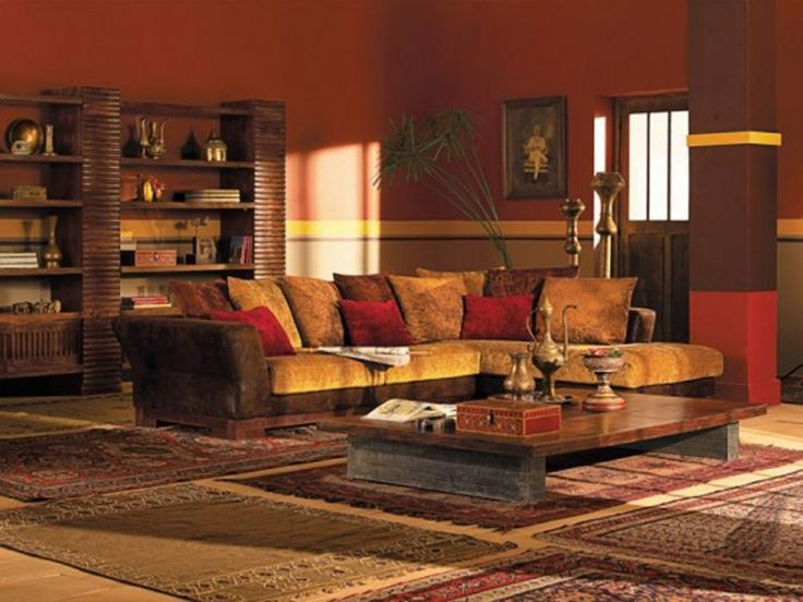 Best 25+ Indian living rooms ideas on Pinterest Indian home - orange and brown living room