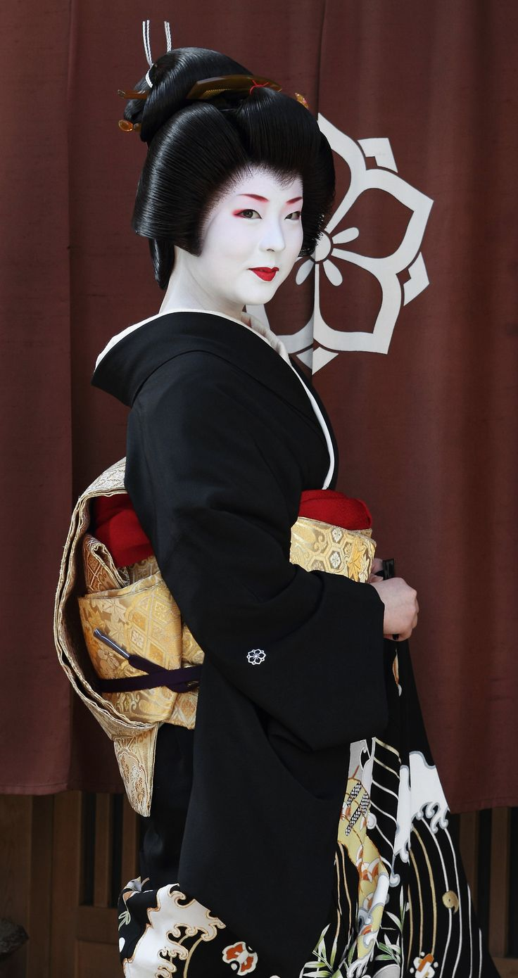 The Kimono Gallery: Photo