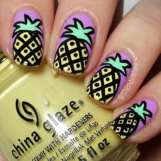 thenailtrail #nail #nails #nailart