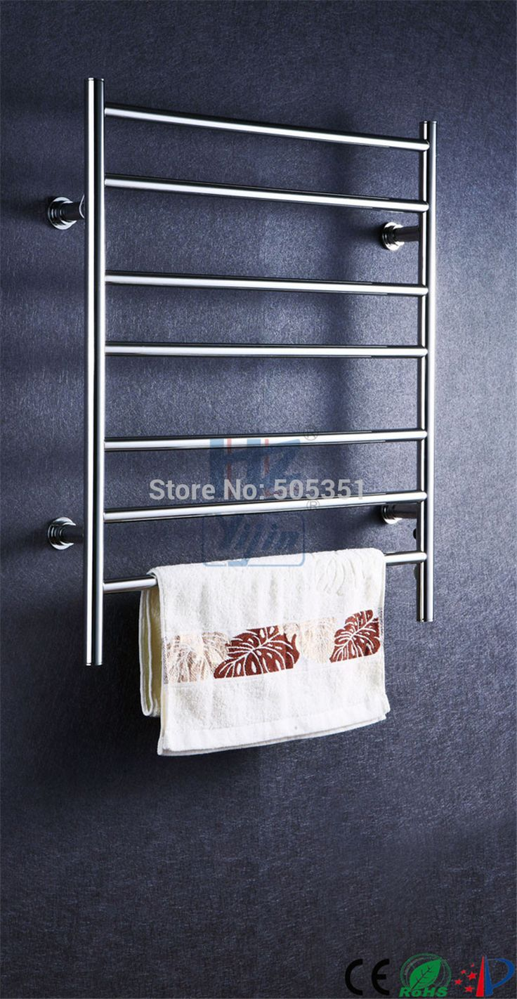 Oil filled electric towel rails for bathrooms - Bathroom Accessory Heated Towel Rail Concealed Exposed Wiring Towel Warmer Hot Towel Warmer Electric Dryer