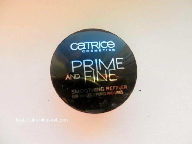 tastylooks - блог обо всем!: Светить всегда! Праймер Prime and Fine от Catrice