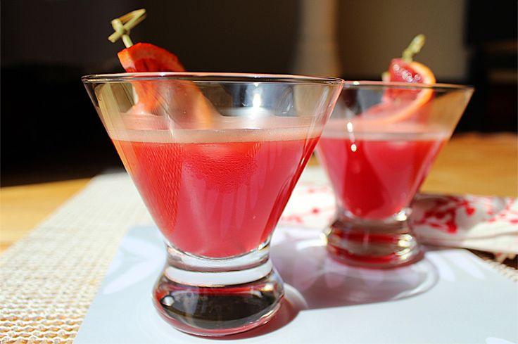 Margaritas à l'orange sanguine via blancgrenade.com
