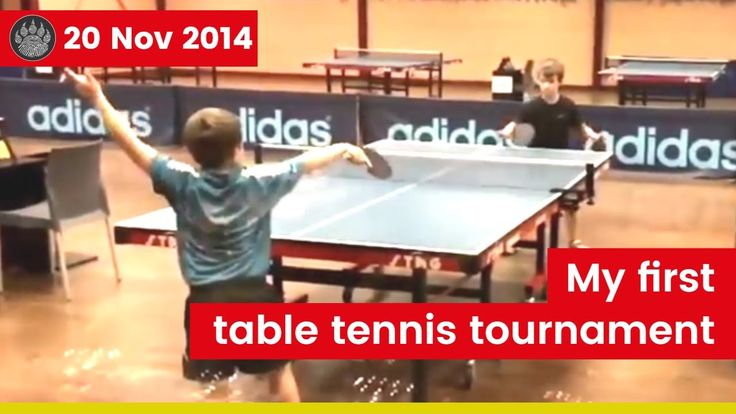 My first table tennis tournament - Michiel Nijst - Michiel Nijst Table Tennis Player    #ittf #vttl #tafeltennis #tennisdetable #tischtennis #乒乓球 #tennisdemesa #pingpong #bordtennis #sport
