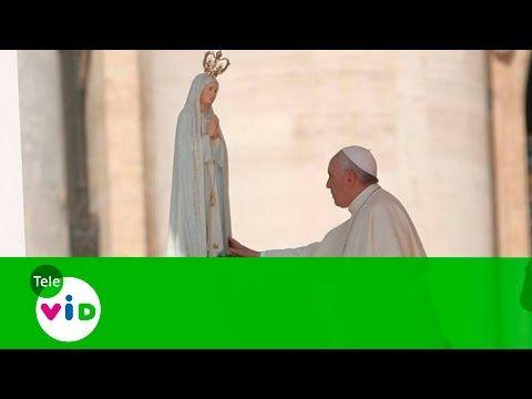 MI RINCON ESPIRITUAL: Homilia del Papa Francisco en el Santuario de Fát...