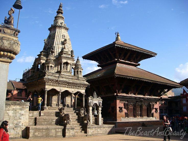 Nepál 2010 - I. část - TheBeastAndBeauty
