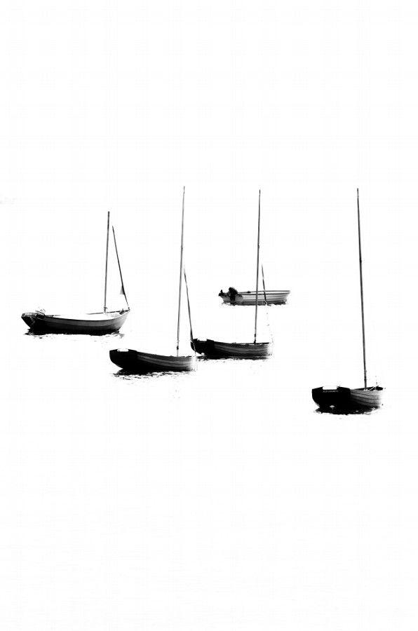 Statement Clutch - Sail boats by VIDA VIDA MpmlzZOKK