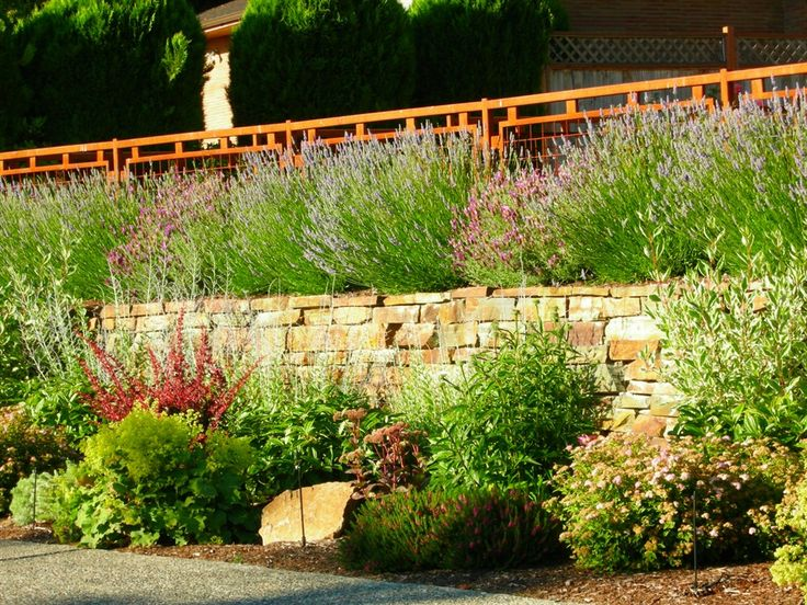 21 best Retaining Walls images on Pinterest | Backyard ideas, Garden ...