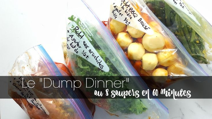Dump dinner Wooloo
