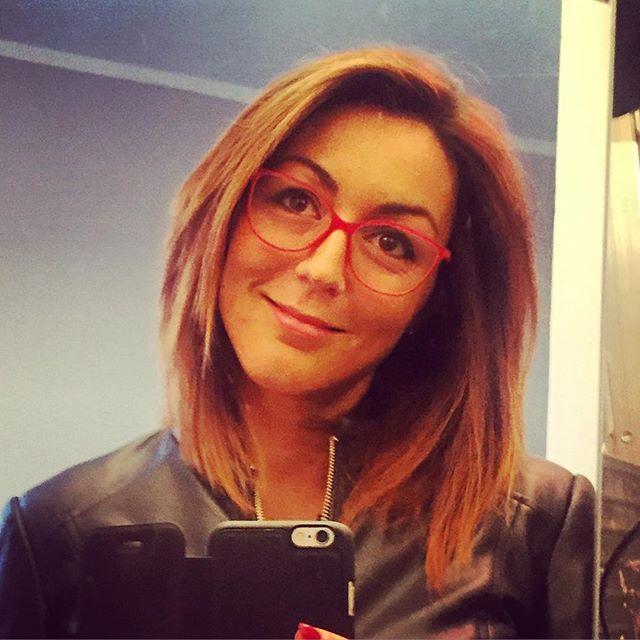 Cambio look Daria Benedetto