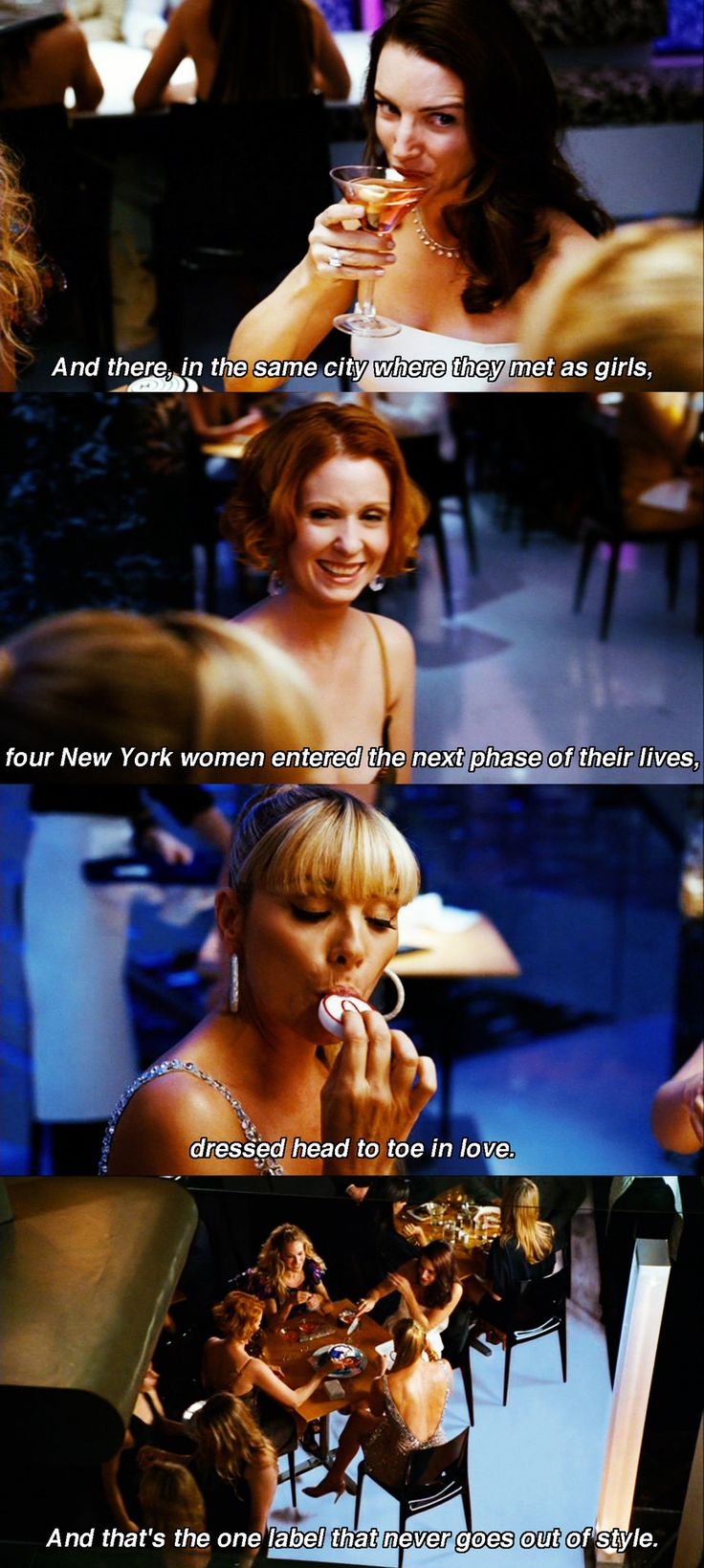 Best Friend Quotes From Sex And The City :