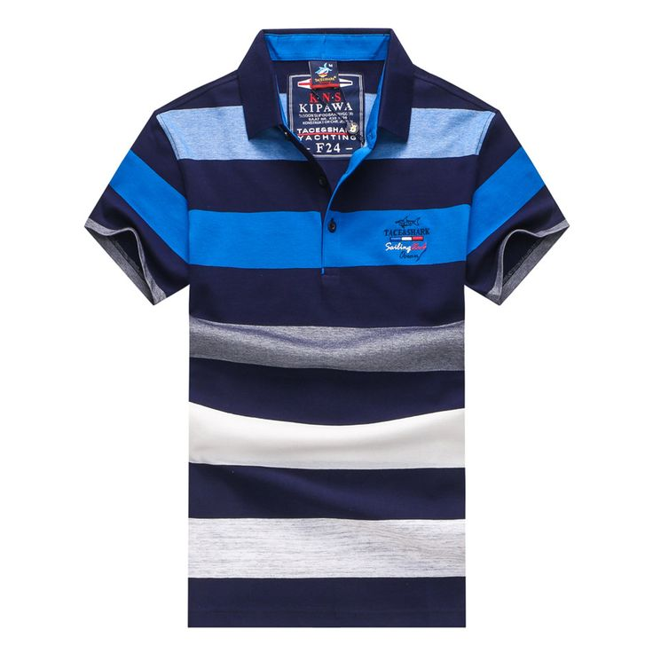 Polo shirt men cotton polo shirt men for mens casual polo shirt Brand Tace&shark lapel stripe embroidery 2018 summer Billionaire. Yesterday's price: US $25.78 (21.21 EUR). Today's price: US $25.78 (21.17 EUR). Discount: 90%.