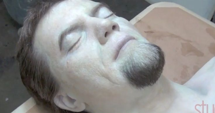 'Batman v Superman' Featurette Shows How Zod's Body Was Made -- ADI created two ultra-realistic replicas of the deceased General Zod for 'Batman V Superman'. -- http://movieweb.com/batman-v-superman-zod-featurette/