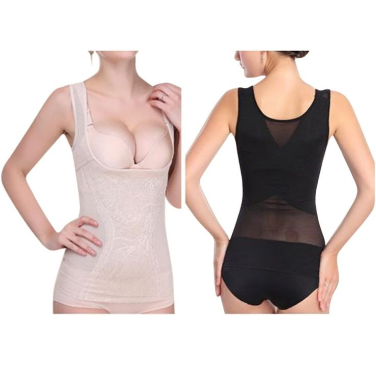 New Women Waist Trainer Cincher Underbust Corset Body Shaper Shapewear Undershir  Y001
