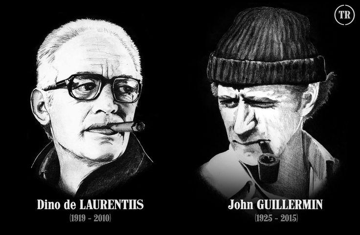 Dino de LAURENTIIS & John GUILLERMIN. Notre vidéo sur King Kong (1976) ► https://youtu.be/_bFu6wJtAjU