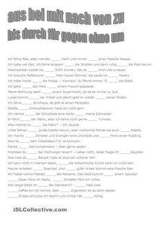 Learn german personalpronomen einfach