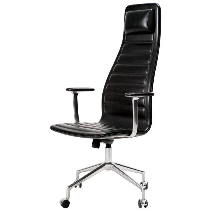 High Lotus Office Chair Designed by Jasper Morrison 1
